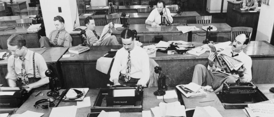 Des broker dans les années 50
