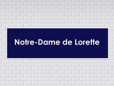 Rechercher des bureaux proximit d 39 un m tro rer tram - Metro notre dame de lorette ...