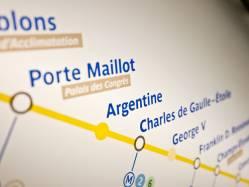 Bureaux � louer Porte Maillot